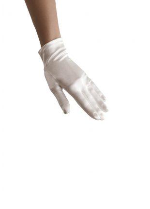 Satijnen Handschoen 0103