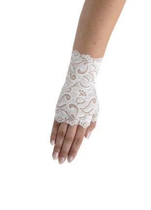Vingerloze Kanten Handschoen