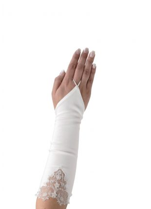 Vingerloze Handschoen 7045