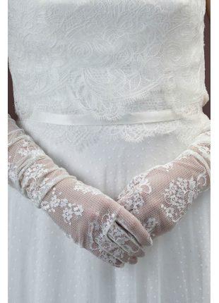 Kanten Handschoen 7015