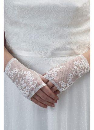 Vingerloze Kanten Handschoen 7020