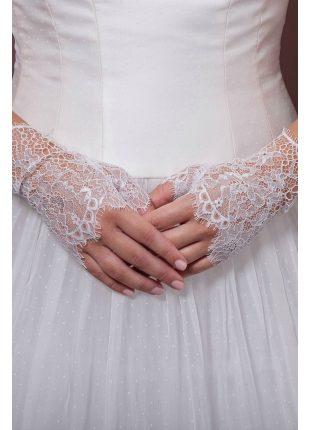 Vingerloze Kanten Handschoen 7525